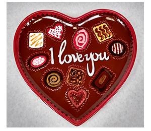 Norman Valentine's Chocolate