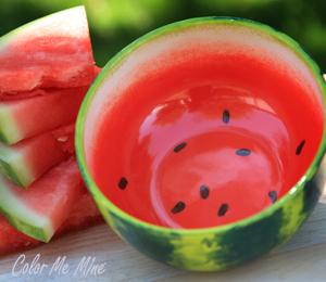 Norman Watermelon Bowl