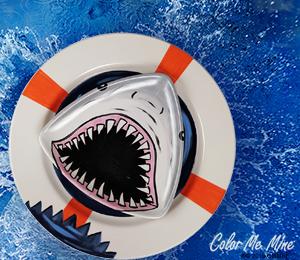 Norman Shark Attack!